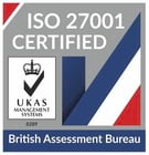 ISO27001 certification