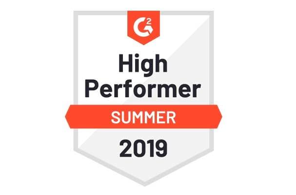 G2 high performer image