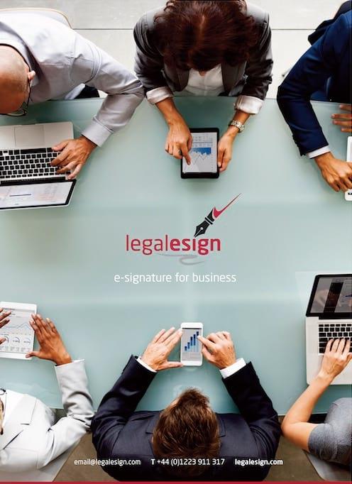 esignature for business handbook