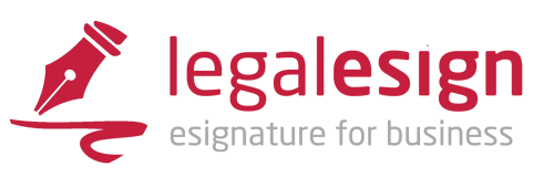 Legalesign eSignature Software Logo