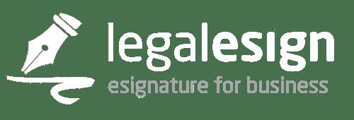 Legalesign eSignature Software Logo